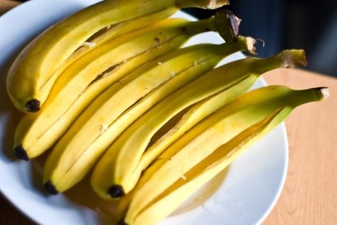 Sốc: Ăn vỏ chuối giúp đốt cháy 10kg, thu nhỏ 20cm vòng eo - Ảnh 1