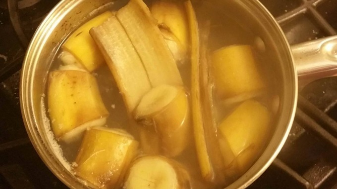 Sốc: Ăn vỏ chuối giúp đốt cháy 10kg, thu nhỏ 20cm vòng eo - Ảnh 3