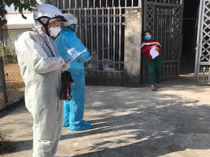 Gia Lai: Bệnh nhân tái dương tính SARS-CoV-2 sau 7 ngày, phong tỏa khu dân cư