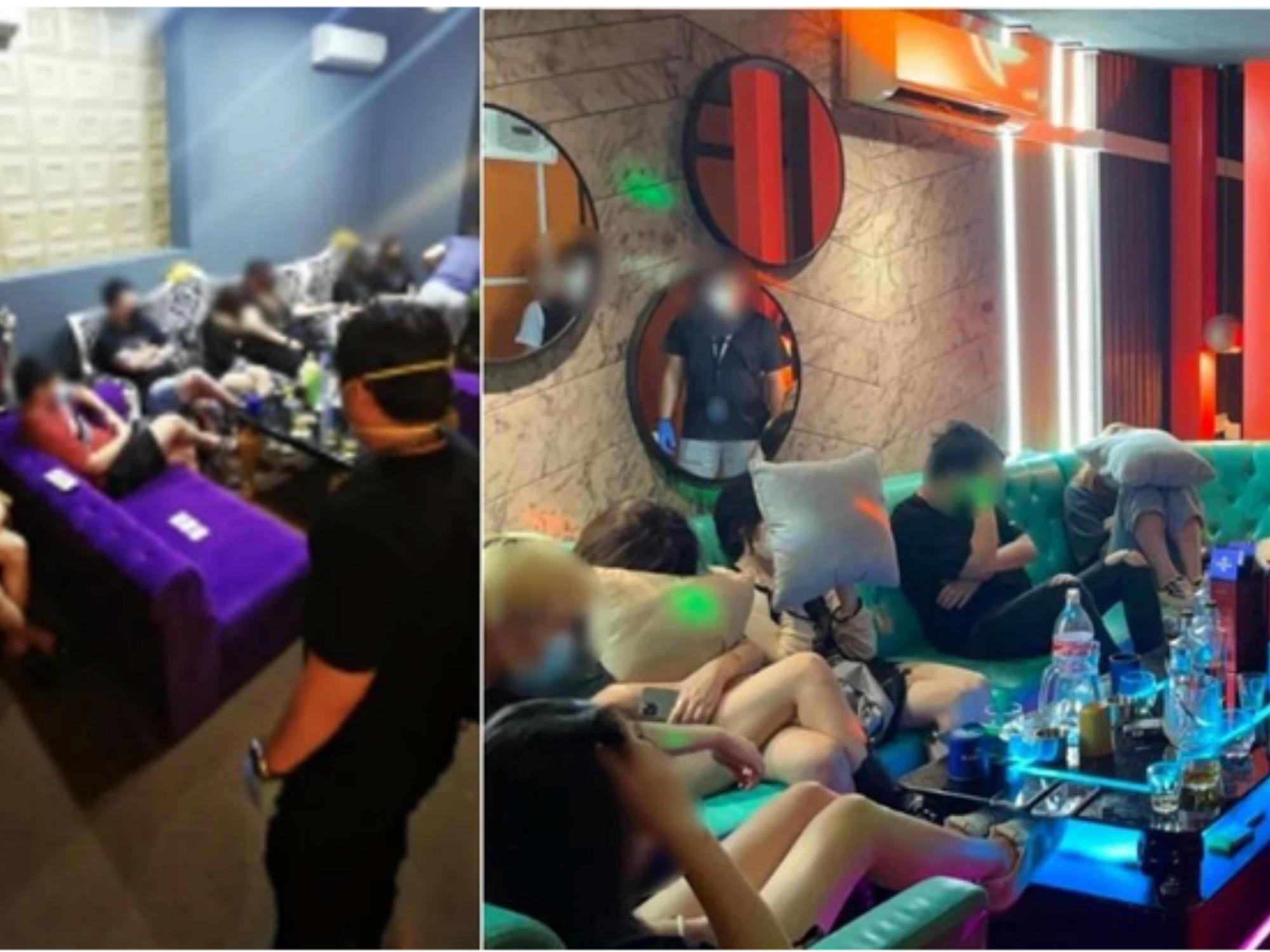 Ngỡ ngàng khi phát hiện cảnh 'vui chơi thác loạn', mát xa, không đeo khẩu trang giữa mùa dịch bệnh, 84 người bị cảnh sát Singapore bắt giữ