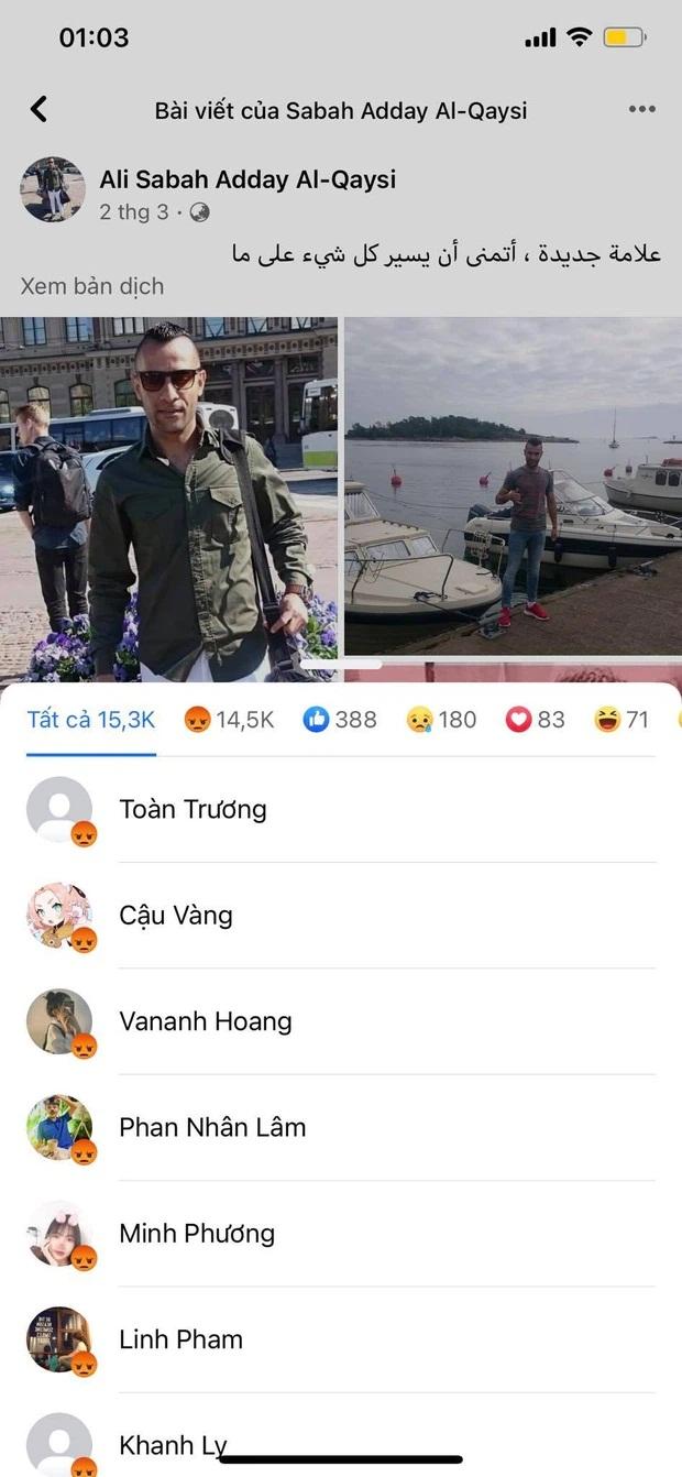 Đội tuyển Việt Nam thua quá nhanh trước UAE, Facebook trọng tài chính bị cộng đồng mạng thả phẫn nộ tăng theo từng giây! - Ảnh 5