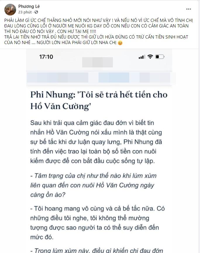 hoa hau Phuong Le 1