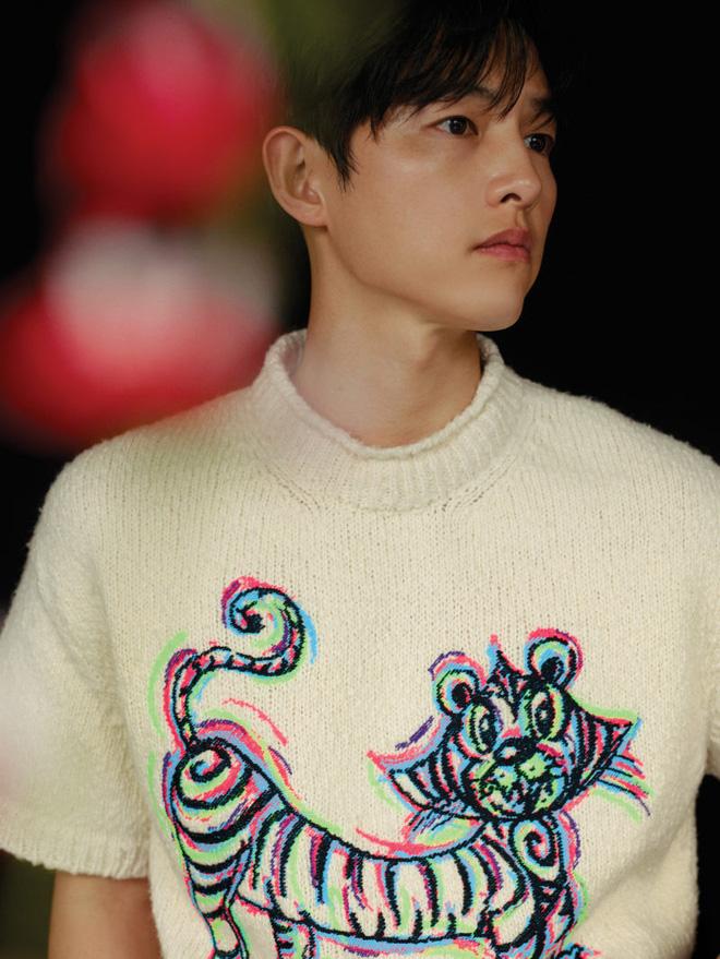 6 nam thần 'không tuổi' ở phim Hàn: Song Joong Ki bị thời gian bỏ quên nhưng 'anh Diệt' Seo In Guk mới gây bất ngờ - Ảnh 4