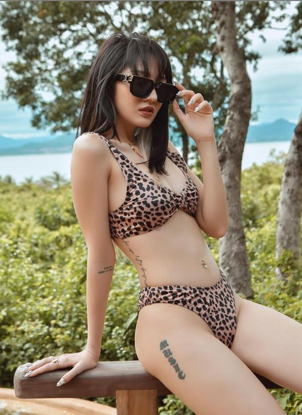 Trào lưu xỏ khuyên 'chỗ hiểm' của mỹ nhân Việt: Hàn Hằng chơi bạo ngay ngực cũng không bằng hotgirl này ở chỗ 'chỉ người yêu mới biết' - Ảnh 4