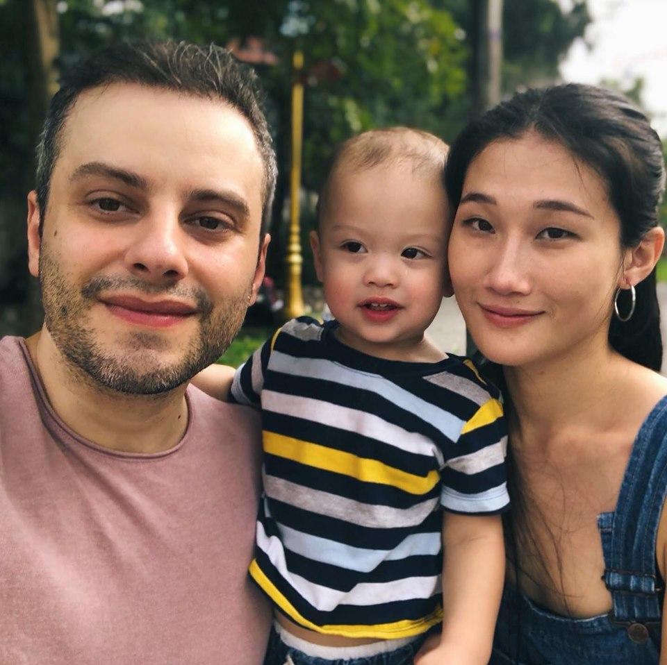 Siêu mẫu Kha Mỹ Vân thông báo giúp việc, em trai, con trai dương tính SARS-CoV-2 khiến fan lo lắng - Ảnh 5