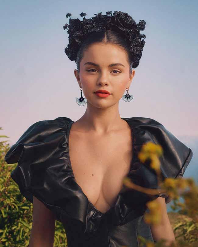 Hai mỹ nhân đình đám nhất làng giải trí Hollywood minh chứng phụ nữ càng béo càng đẹp, Selena Gomez nhan sắc ngày càng thăng hạng - Ảnh 10