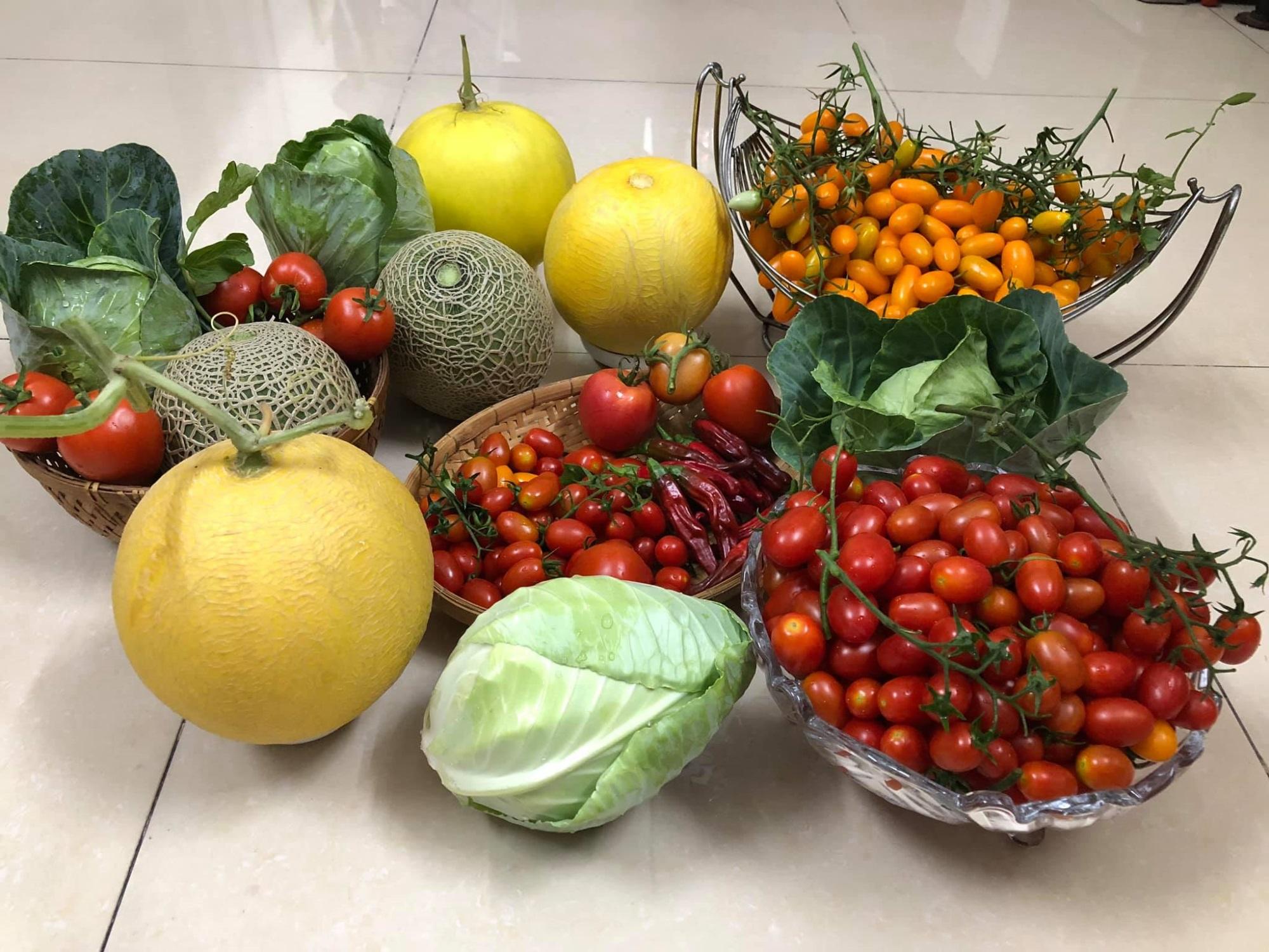 Khoe khu vườn sum sê trĩu quả, mẹ nội trợ tung luôn 'bí kíp' cho những ai mới 'tập tành' làm nông dân - Ảnh 13