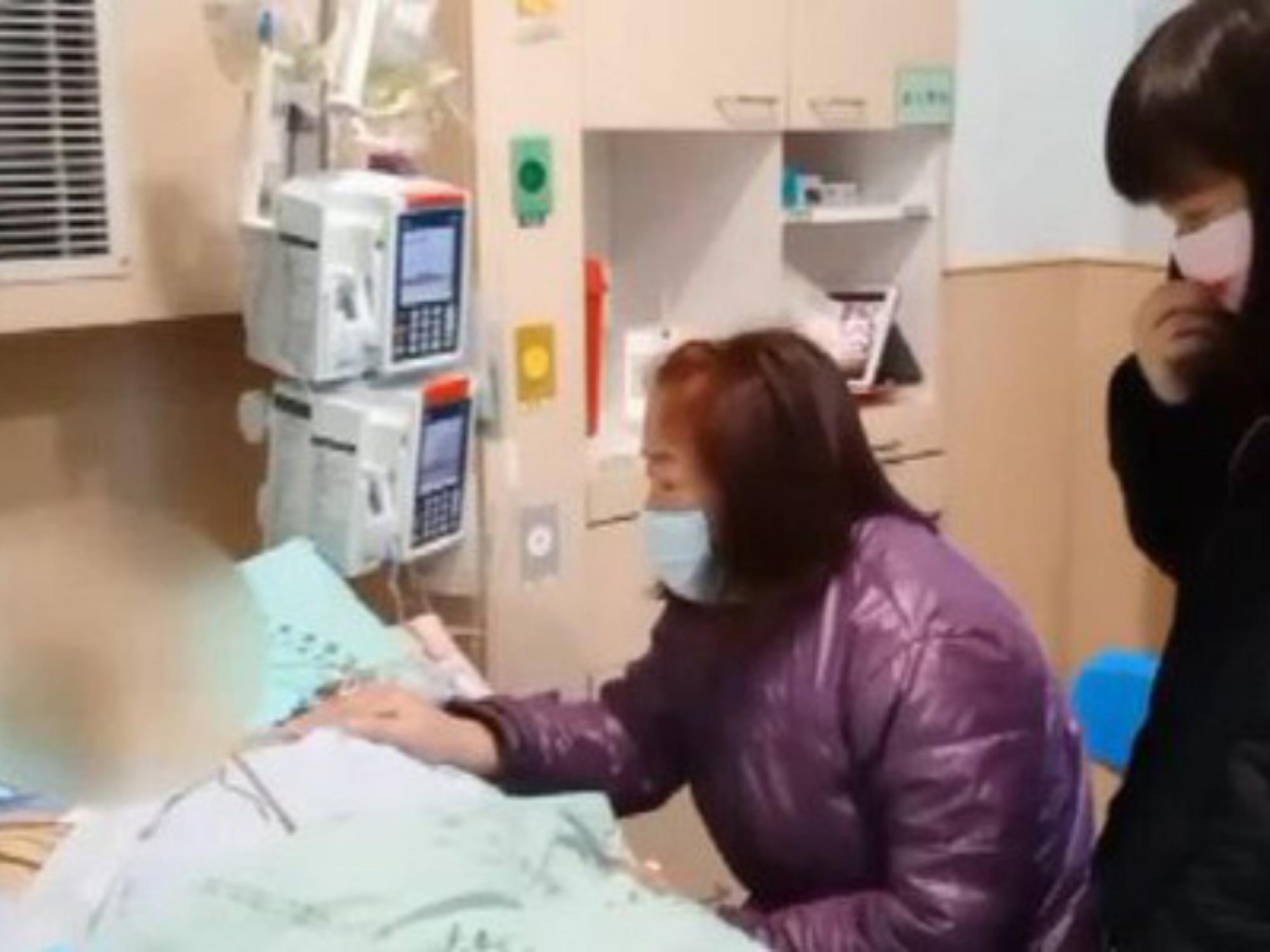 Bụng to tưởng như bầu 4 tháng, người đàn bà 30 tuổi khiến gia đình 'ngã ngửa' khi nhận kết quả siêu âm