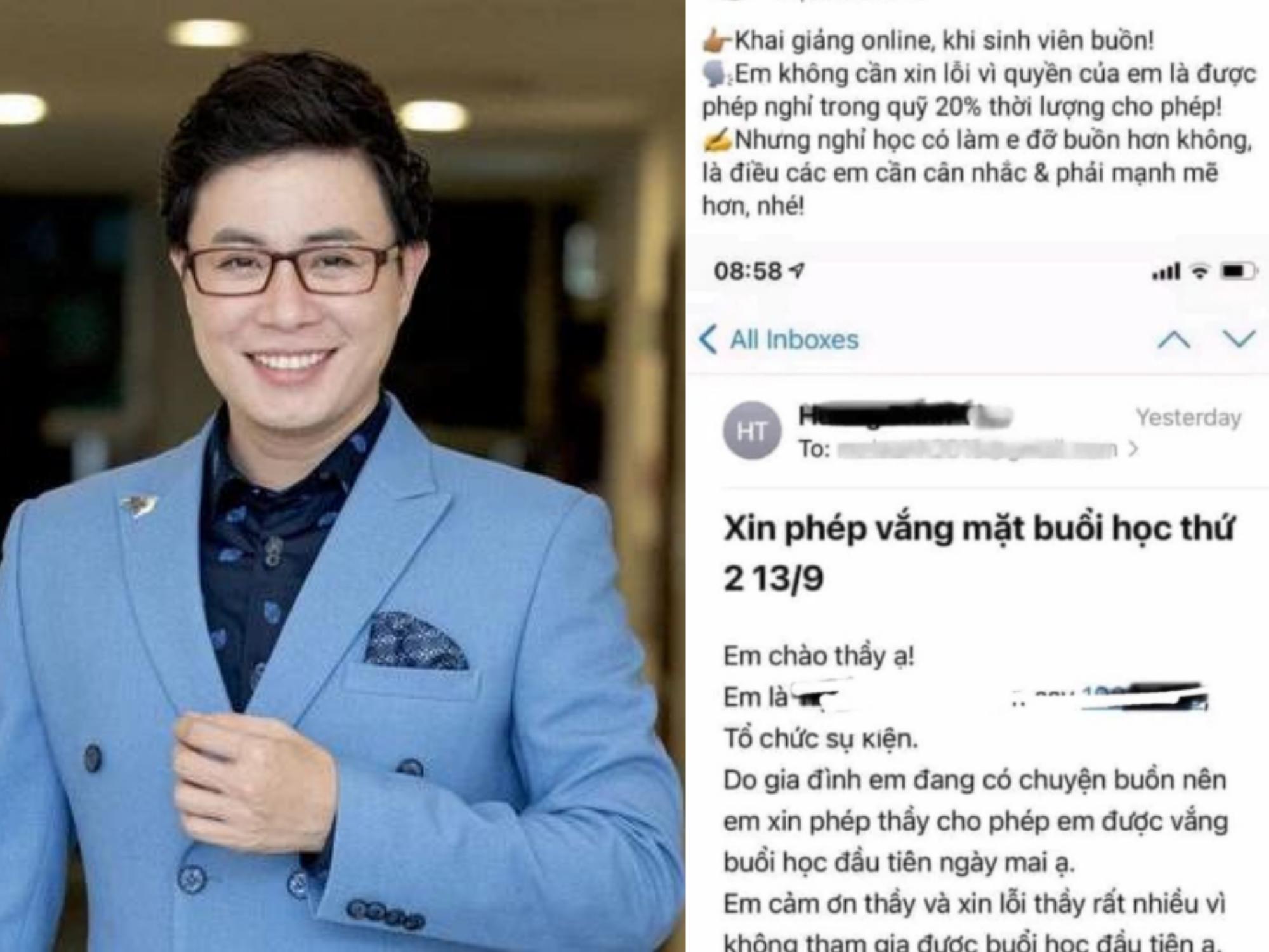 Diễn biến mới vụ MC VTV kiêm giảng viên đại học 'châm biếm' sinh viên 'nghỉ học có giúp em đỡ buồn' khi nhà có người thân mất
