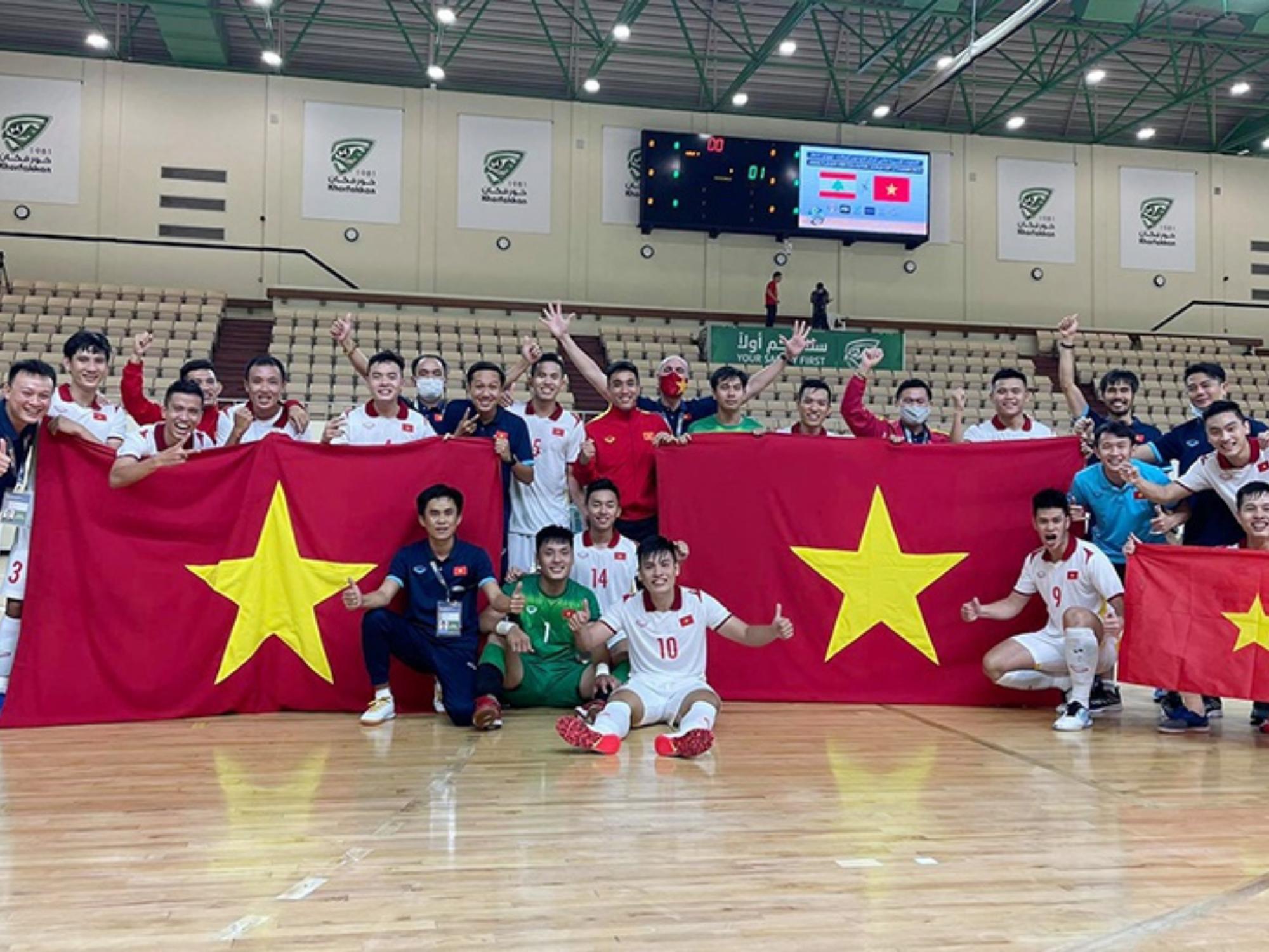 FIFA gửi thực đơn World Cup trước 4 tháng, Trưởng đoàn futsal Việt Nam 'choáng'