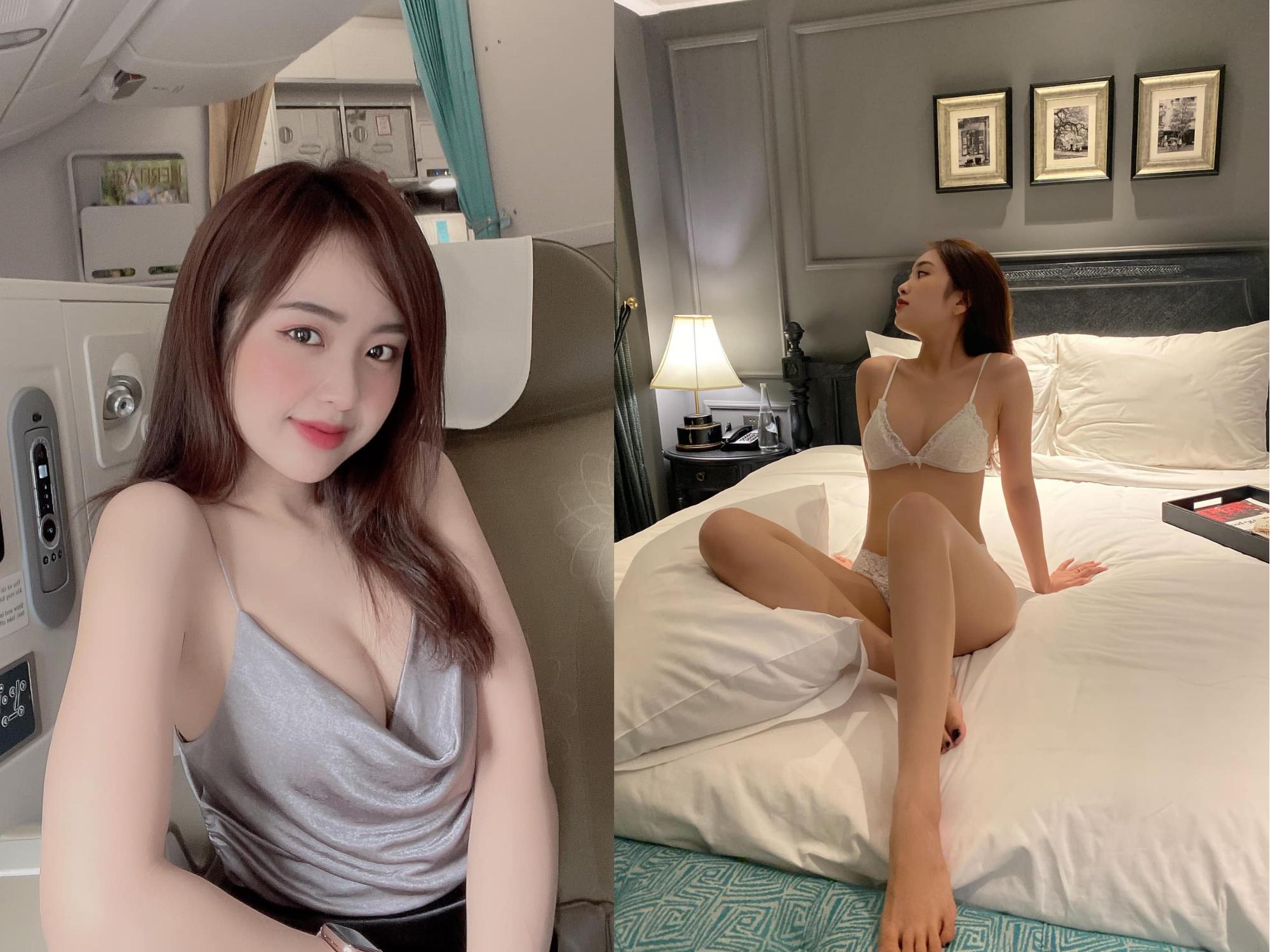Hot girl Hà thành Lê Phương Anh trong những bức ảnh nóng hơn nắng hè, từng được báo Trung khen 'nức nở' vì điều gì?