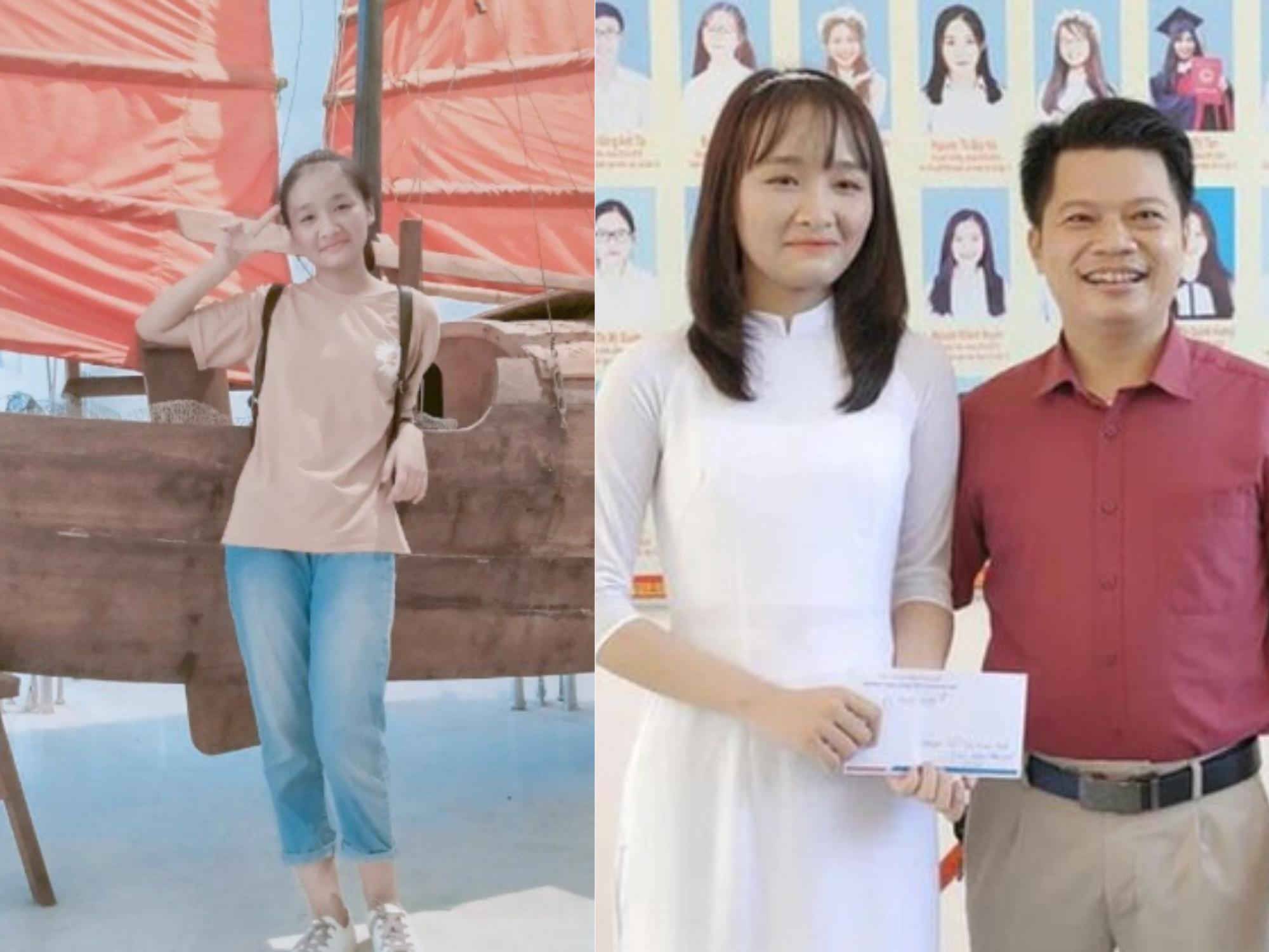 Nữ sinh Hà Tĩnh đạt 3 điểm 10 tuyệt đối khối B, giành ngôi vị Thủ khoa toàn quốc trong kỳ thi THPT Quốc Gia