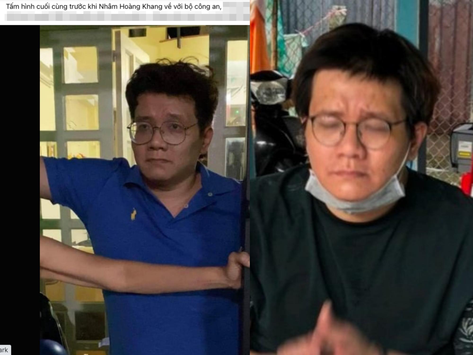 Rầm rộ MXH hình ảnh Nhâm Hoàng Khang thất thần, lộ rõ vẻ tiều tuỵ trước khi bị bắt?