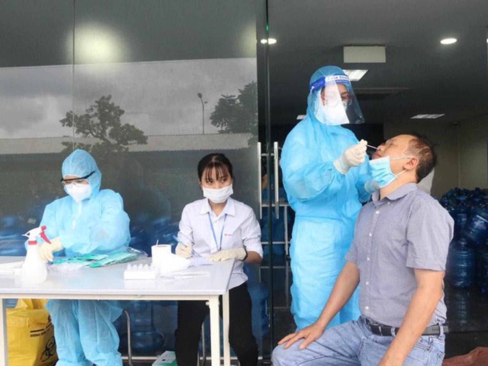 Thanh Hoá: Ổ dịch phức tạp ghi nhận thêm 13 ca mắc Covid-19 mới ở thị xã Bỉm Sơn