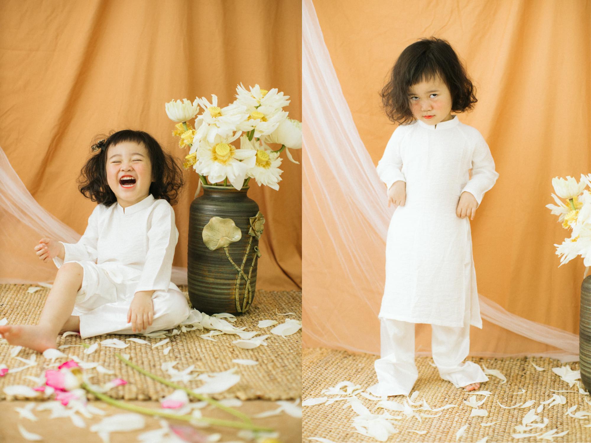 Bộ ảnh 'thiếu nhi bên hoa sen' với loạt biểu cảm 'nàng thơ bị lỗi' khiến dân mạng cười ngất