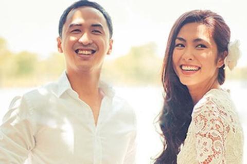Cả Hà Tăng và Louis Nguyễn đều rất kín tiếng trong cuộc sống đời tư