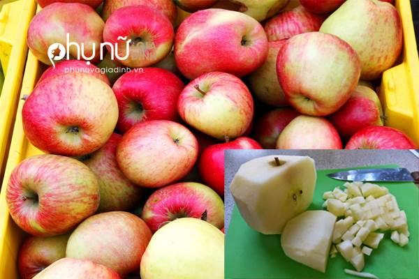 Tại sao nhiều người lại nói ăn táo tốt gấp 'ngàn lần' so với cam và quýt, đây là lý do của nó - Ảnh 1