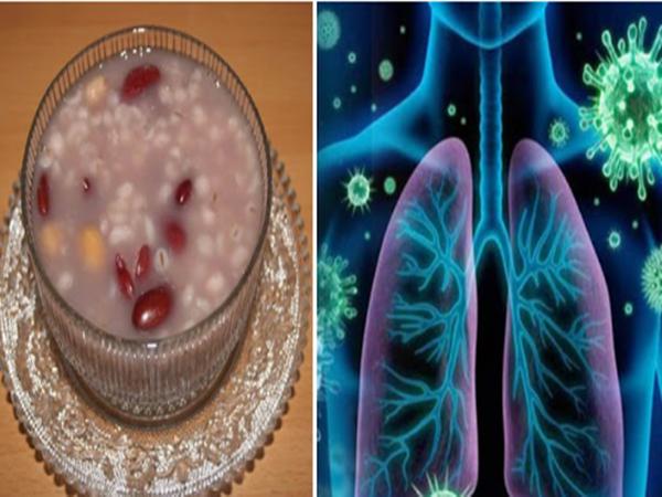 10 món cháo bài thuốc cho người viêm phế quản mãn tính, hen suyễn, ho lâu ngày