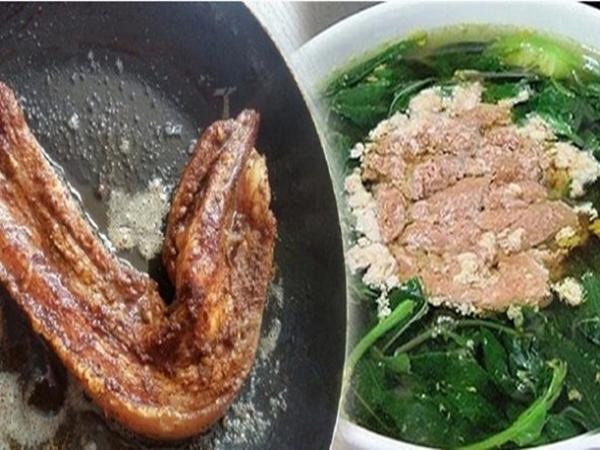 3 thực phẩm càng nấu kỹ quá càng độc, ăn nhiều còn gây ung thư