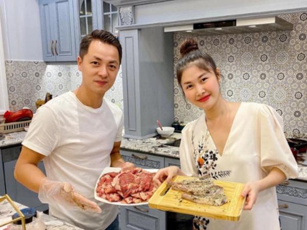 4 lợi ích khi vợ chồng cùng nhau vào bếp
