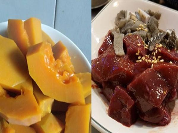 4 loại thực phẩm tự nhiên khác có lượng vitamin A cao gấp nhiều lần cà rốt, có loại gấp 14 lần.