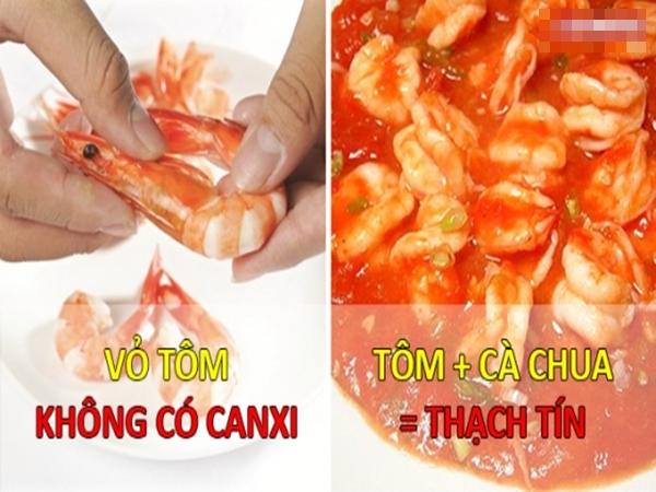 5 sai lầm khi ăn tôm ảnh hưởng cực kỳ lớn đến sức khỏe