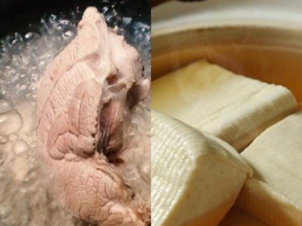 5 thực phẩm bắt buộc phải 'chần' qua mới được nấu chín kẻo rước bệnh vào người
