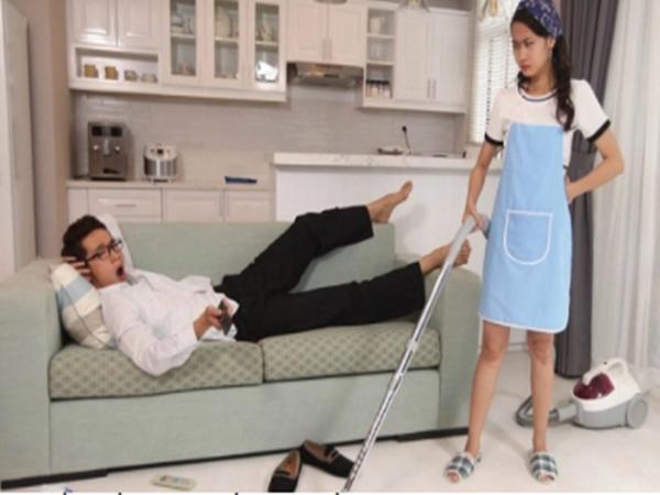7 cách khéo léo để đối phó với chồng lười biếng