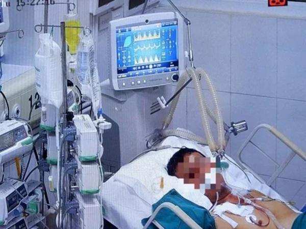 3 bệnh nhân COVID-19 ở Hà Nội diễn biến nặng, nhân viên giao Pizza Cầu Giấy phải thở máy - Ảnh 1