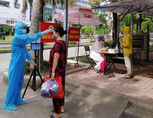 'Bỏ sót' bệnh nhân mắc COVID-19, 1 bệnh viện lớn ở Hà Nội bị Bộ Y tế nhắc nhở - Ảnh 1