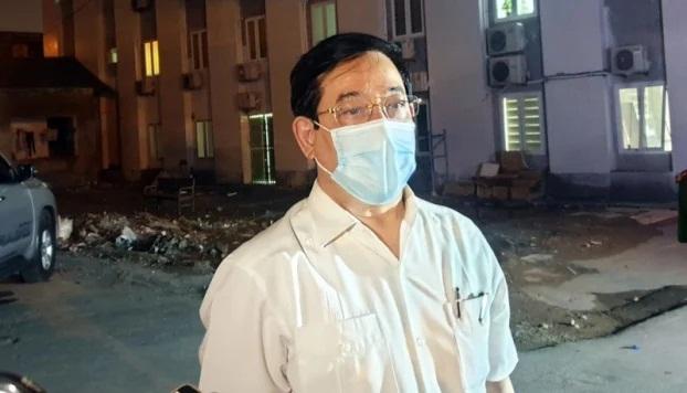 Gần 100 y bác sĩ là F1 của BN 994, phong tỏa Bệnh viện E, nội bất xuất ngoại bất nhập - Ảnh 4