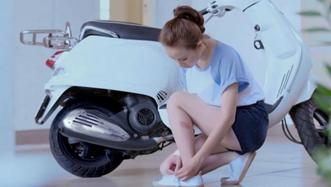 Khi bị bỏng bô xe máy, hãy làm ngay điều này để vết bỏng không loang lổ và tuyệt đối không để lại sẹo thâm trên bắp chân - Ảnh 1