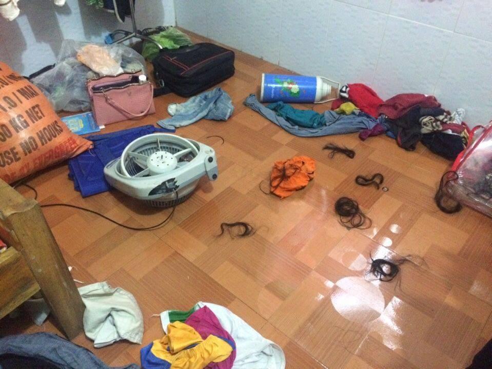 """Vụ kéo vào nhà hành hung, cắt tóc """"tình địch"""" ở Hà Tĩnh: Xử phạt hành chính 3 chị em đánh ghen - Ảnh 1"""