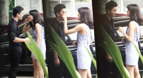 Trước đó Hạ Vi từng vướng nghi án hẹn hò với Huỳnh Anh
