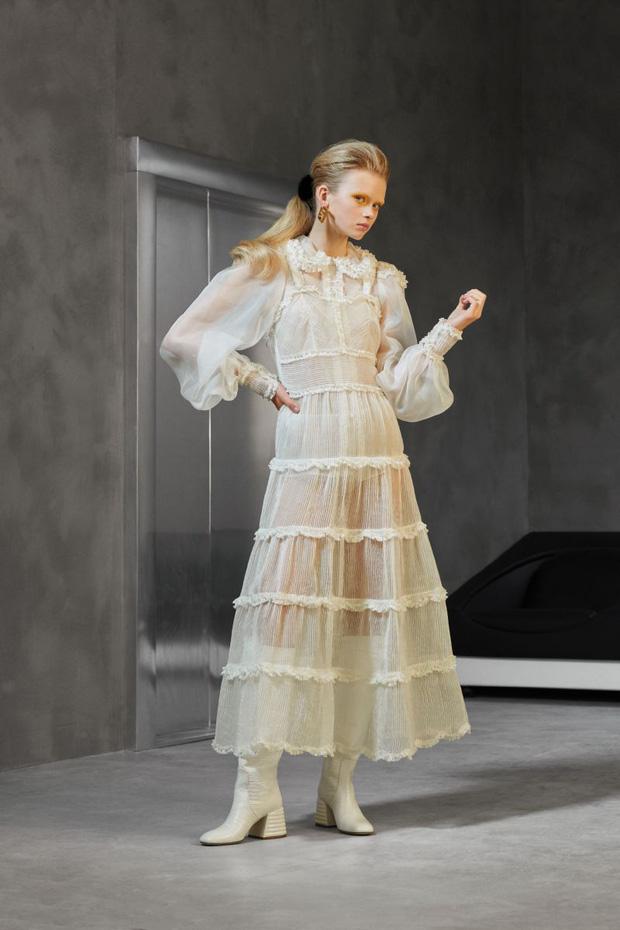 1 chiếc váy 2 số phận: 'Điên nữ Itaewon' bị chê khó cảm, Seo Ye Ji diện lên lại sang hết sức - Ảnh 5