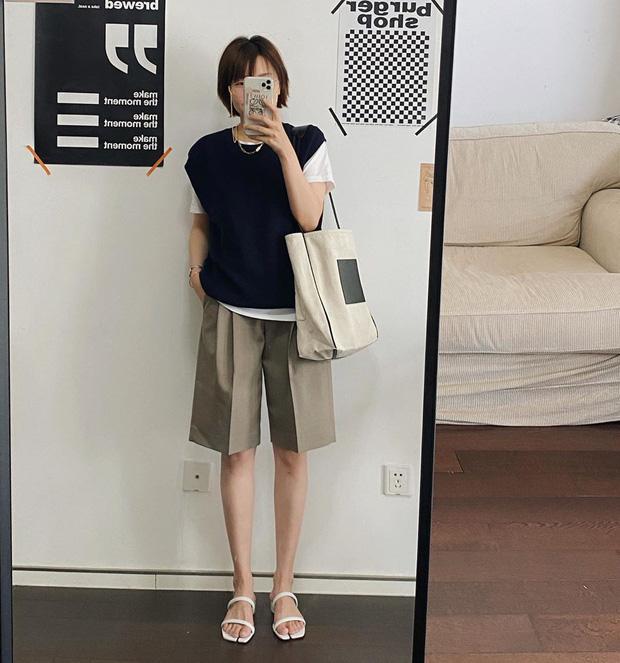 BTV thời trang update tủ đồ đẹp từ Hè sang Thu chỉ với 5 món, style có khi còn 'lên đời' mạnh mẽ - Ảnh 5