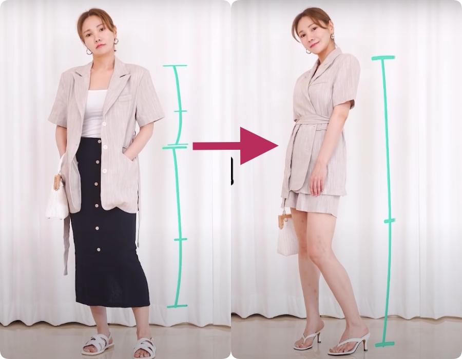 Với mọi style công sở, đây chính là 5 mẹo mặc đồ giúp bạn 'ăn gian cân nặng' cực hiệu quả - Ảnh 5