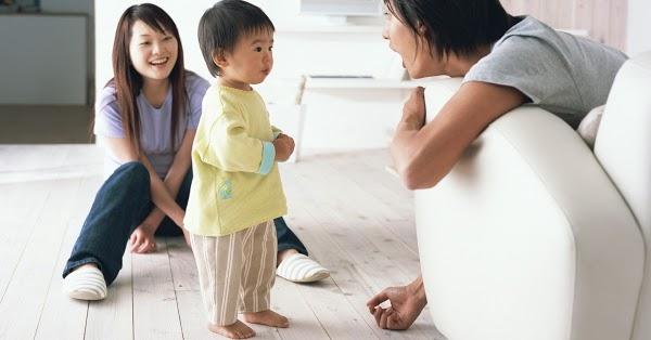 7 việc cha mẹ cần làm mỗi ngày để con không bị chậm nói - Ảnh 1