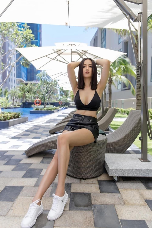 Không phải Thanh Hằng, đây mới là mỹ nhân có đôi chân dài nhất showbiz Việt - Ảnh 2