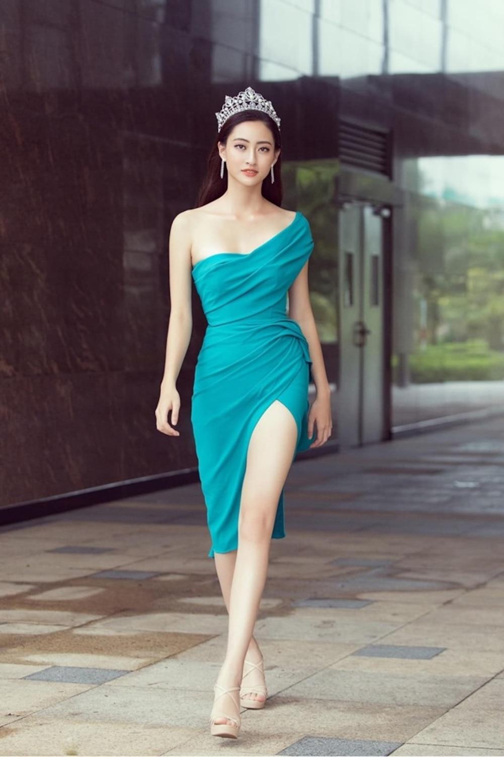 Không phải Thanh Hằng, đây mới là mỹ nhân có đôi chân dài nhất showbiz Việt - Ảnh 3