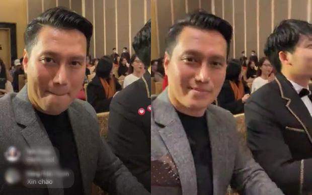Netizen muốn 'ngã ngửa' vì nhan sắc của Việt Anh trên livestream, combo mặt đơ và mũi xiên vẹo 1 ngày trước vẫn không là gì? - Ảnh 1
