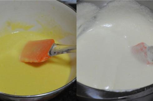 Bữa sáng mà có bánh bông lan mặn thì vừa ngon vừa đủ chất - Ảnh 1