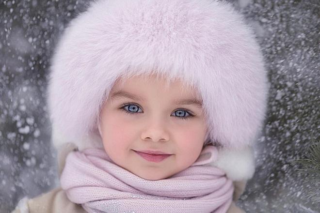 Nếu bạn thắc mắc thế nào là vẻ đẹp không góc chết, hãy ngắm cô bé được mệnh danh là thiên thần đẹp nhất thế giới này - Ảnh 1
