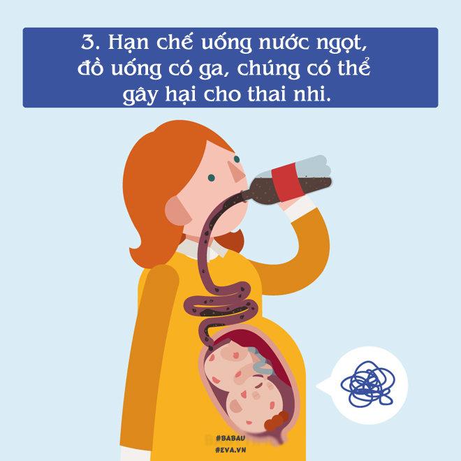 3 việc mẹ bầu nhớ phải làm để tốt nhất cho nguồn nước ối - Ảnh 5