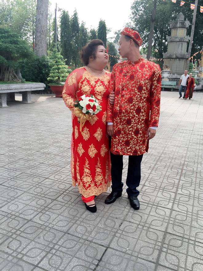 9X được chồng chiều chuộng, tăng 30 kg sau một năm kết hôn - Ảnh 2
