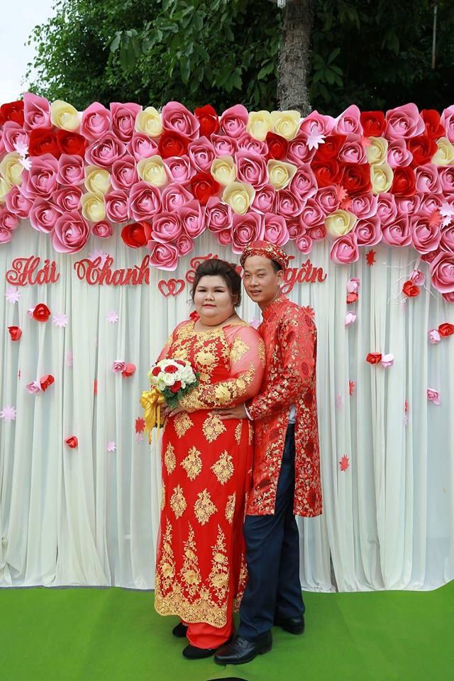 9X được chồng chiều chuộng, tăng 30 kg sau một năm kết hôn - Ảnh 3