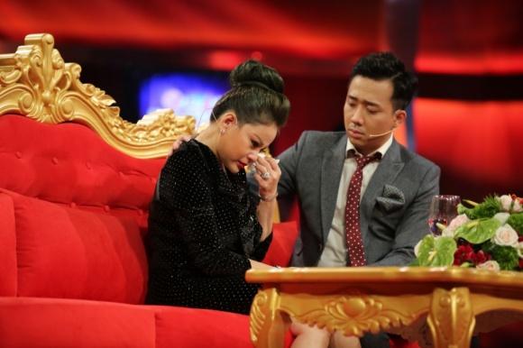 Lê Giang đã có những tâm sự đẫm nước mắt về chồng cũ Duy Phương