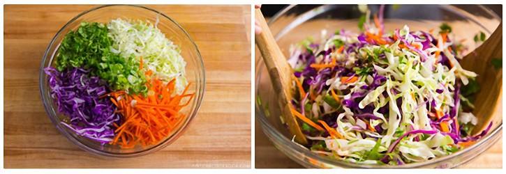 Salad bắp cải làm kiểu này đã nhanh lại còn ngon lắm nhé! - Ảnh 2