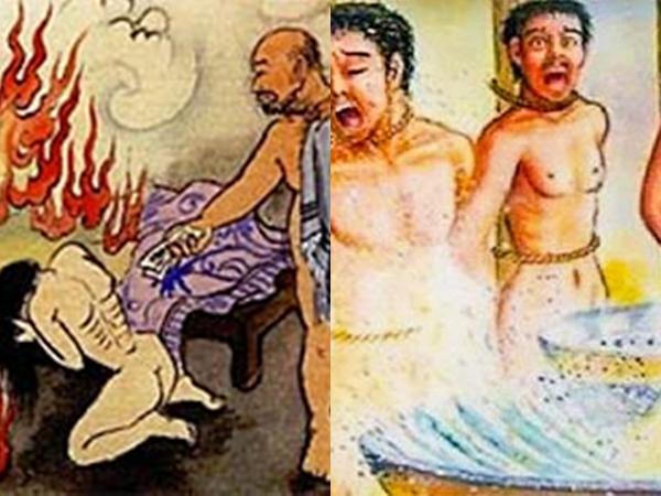 Lời Phật dạy: Quả báo tàn khốc mà người phạm tội tà dâm, ngoại tình phải gánh chịu, ba đời trả không hết nghiệp