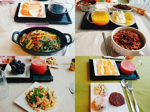 """Cô dâu Việt 9x tại Hàn với những bữa sáng tự nấu ngon tuyệt khiến cộng đồng mạng """"dậy sóng""""!"""